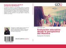 Bookcover of Evaluación educativa desde la perspectiva del Maestro