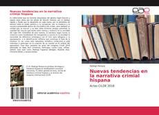 Portada del libro de Nuevas tendencias en la narrativa crimial hispana