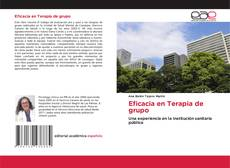 Buchcover von Eficacia en Terapia de grupo