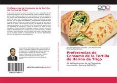 Buchcover von Preferencias de Consumo de la Tortilla de Harina de Trigo