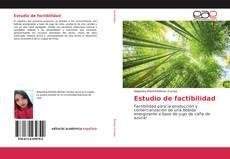 Portada del libro de Estudio de factibilidad