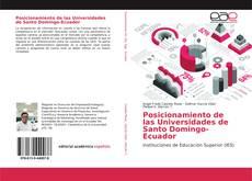 Couverture de Posicionamiento de las Universidades de Santo Domingo-Ecuador