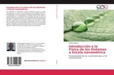 Обложка Introducción a la Física de los Sistemas a Escala nanométrica