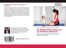 Portada del libro de La Educación Física en la Primera Infancia