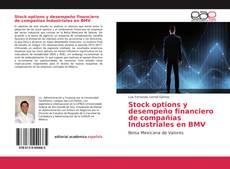 Stock options y desempeño financiero de compañías Industriales en BMV的封面