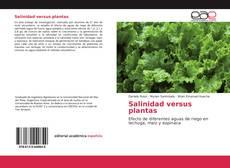 Copertina di Salinidad versus plantas