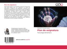 Bookcover of Plan de asignatura