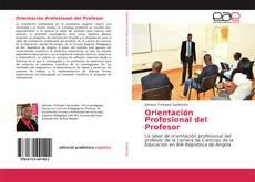 Couverture de Orientación Profesional del Profesor