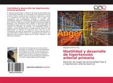 Buchcover von Hostilidad y desarrollo de hipertensión arterial primaria
