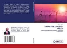 Bookcover of Renewable Energy in Nigeria