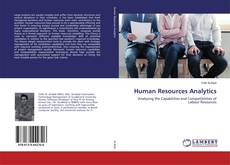 Human Resources Analytics的封面