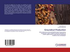 Bookcover of Groundnut Production