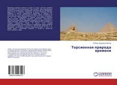 Bookcover of Торсионная природа времени