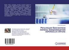Регуляция биосинтеза липазы микромицетом ASPERGILLUS ORYZAE kitap kapağı