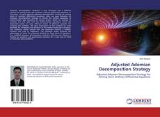 Couverture de Adjusted Adomian Decomposition Strategy
