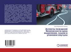 Обложка Аспекты пожарной безопасности цеха выделения, сушки и упаковки каучука