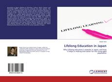 Bookcover of Lifelong Education in Japan