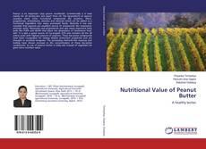 Nutritional Value of Peanut Butter kitap kapağı
