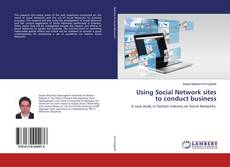 Обложка Using Social Network sites to conduct business
