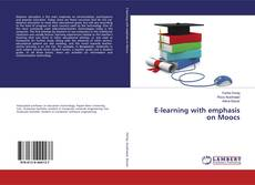 Couverture de E-learning with emphasis on Moocs
