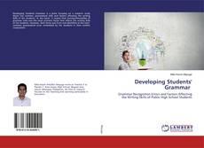Couverture de Developing Students' Grammar