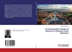 Capa do livro de A Comparative Study of Returns of Mutual Fund Schemes