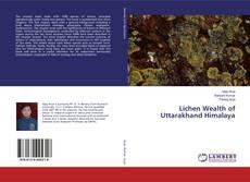 Buchcover von Lichen Wealth of Uttarakhand Himalaya