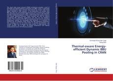 Capa do livro de Thermal-aware Energy-efficient Dynamic BBU Pooling in CRAN