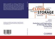 Evolution and Exploration of Storage for Cloud Computing kitap kapağı