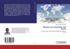 Capa do livro de Ricoeur on Creativity and Truth