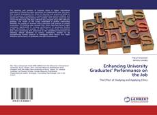 Portada del libro de Enhancing University Graduates' Performance on the Job