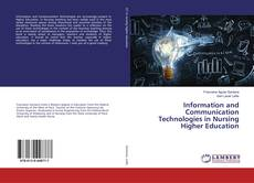 Обложка Information and Communication Technologies in Nursing Higher Education