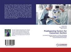 Capa do livro de Predisposing factors for Caesarean Section