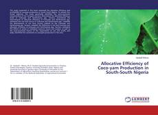 Borítókép a  Allocative Efficiency of Coco-yam Production in South-South Nigeria - hoz