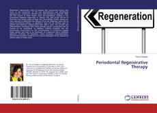 Bookcover of Periodontal Regenerative Therapy