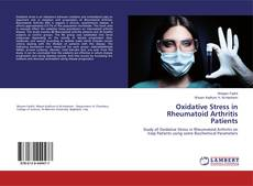 Bookcover of Oxidative Stress in Rheumatoid Arthritis Patients