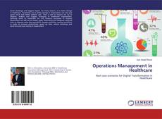 Capa do livro de Operations Management in Healthcare