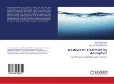 Portada del libro de Wastewater Treatment by Adsorption