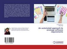 Buchcover von An automated approach to envisage software requirements