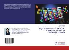 Portada del libro de Impact assessment of KMAS in Barwani district of Madhya Pradesh
