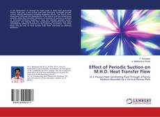 Обложка Effect of Periodic Suction on M.H.D. Heat Transfer Flow