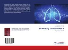 Bookcover of Pulmonary Function Status