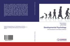 Bookcover of Developmental Psychology