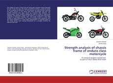 Borítókép a  Strength analysis of chassis frame of enduro class motorcycle - hoz