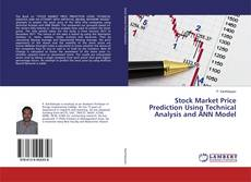 Bookcover of Stock Market Price Prediction Using Technical Analysis and ANN Model