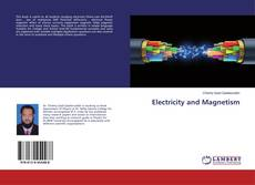 Bookcover of Electricity and Magnetism