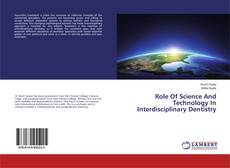 Role Of Science And Technology In Interdisciplinary Dentistry kitap kapağı