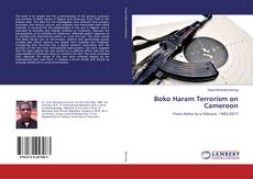Bookcover of Boko Haram Terrorism on Cameroon