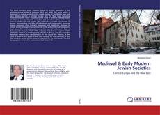 Обложка Medieval & Early Modern Jewish Societies