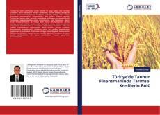 Türkiye'de Tarımın Finansmanında Tarımsal Kredilerin Rolü kitap kapağı